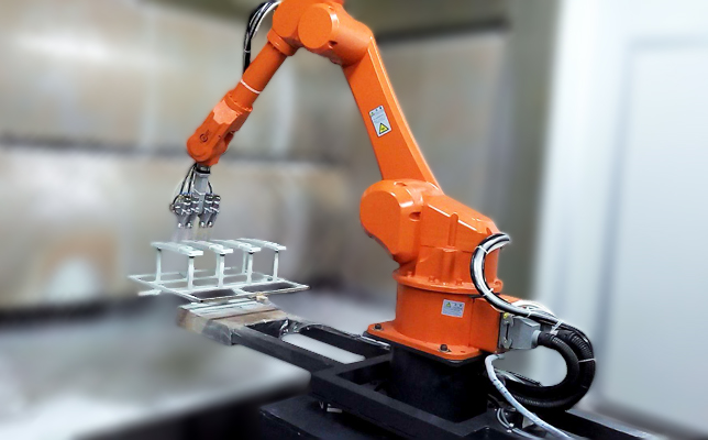 工厂自动化设备